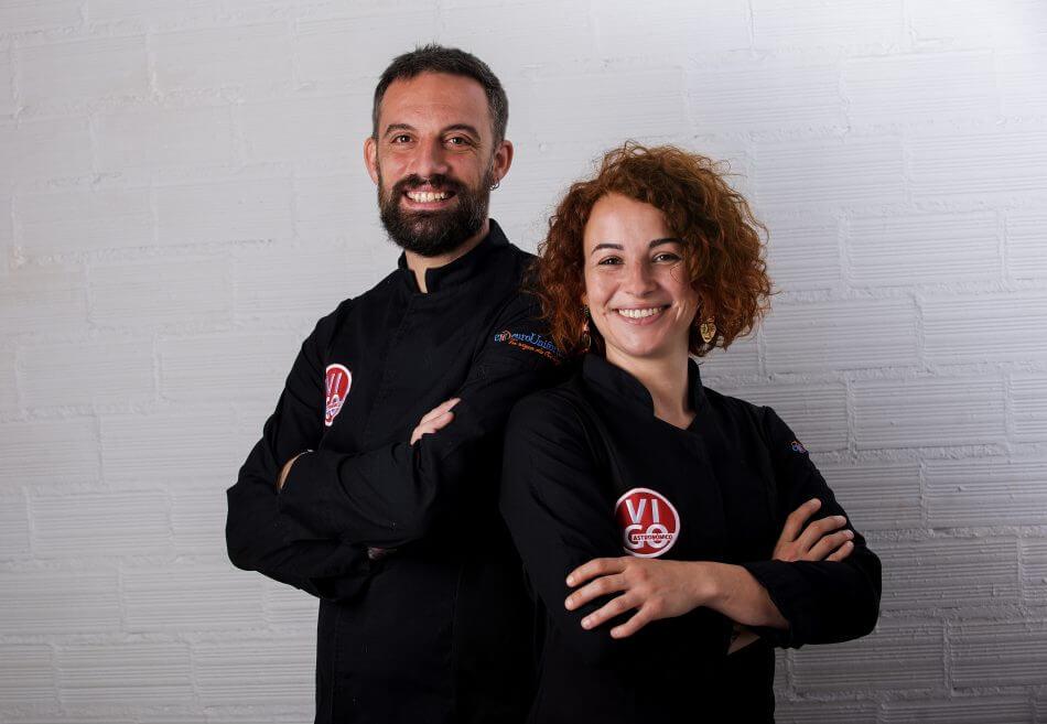 Raquel Suárez y Juanjo Treus | Lume de Carozo