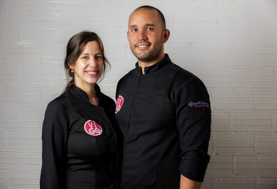 Loreto Rodal y Jonathan Mota | MIJO
